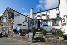 The Sun Inn, Hawkshead, Lake District, Cumbria, England Lake District Camping, Places In England, Old Pub, British Country, Spring Is Here, North Yorkshire, Cumbria, British Isles, Great Britain