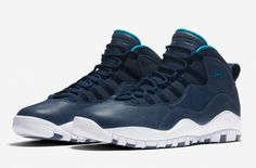 "Air Jordan (Retro) 10's ""Los Angeles"""
