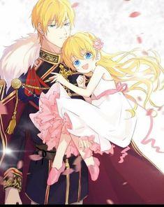 Manhwa Manga, Manga Anime, Anime Art, Anime Princess, My Princess, Anime Drawing Styles, Anime Family, Beautiful Anime Girl, Dark Fantasy Art