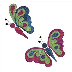 Looking for your next project? You're going to love Applique Add On's - Butterfly Bliss by designer urbanelementz.