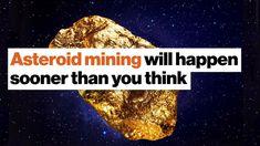 Michio Kaku predicts asteroid mining will happen sooner than you think