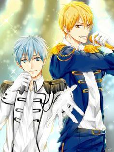 KiKuro awwww~ I really want to hear they sing >~<