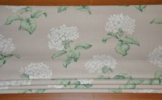 ROMAN BLIND in HELIGAN LINEN Laura Ashley Fabric MADE TO MEASURE | eBay