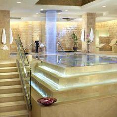 Qua Baths - best spa ever!