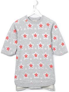 Stella Mccartney Kids Vestido Estampado - Stefania Mode - Farfetch.com