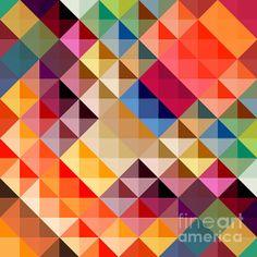 "ART Print ""Mosaic""©2"