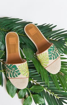 "Dolce Vita literally means ""sweet life"" and that is just what you'll be livin' when you slip these babies on."