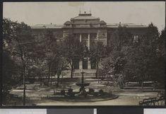 Bildet er hentet fra Nasjonalbibliotekets bildesamling Bergen. Ukjent dato. Conrad Alfred Erichsen - National Library of Norway