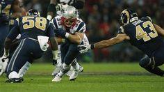 New England Patriots vs. St. Louis Rams - Photos - October 28, 2012 - ESPN