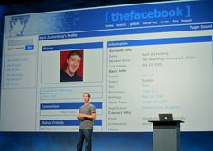 Now Facebook has 1.23 billion users...every country on the planet. It became essential global communications infrastructure, like email...