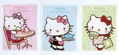 Hello Kitty with LADUREE