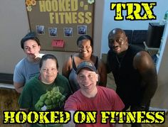 #TRX at #HookedOnFitness... The most legal fun you can have with a set of straps on public! If you think you've ever tested your core but never tried #TRX with us you have no idea what you're missing! Join us every Thursday night at 7pm for a workout like you've never seen.  #GroupFitness #PhillyPersonalTrainer #FitFam #BestInPhilly #BestInPhillyJustGotBetter  http://ift.tt/1Ld5awW Another shot from #HookedOnFitness