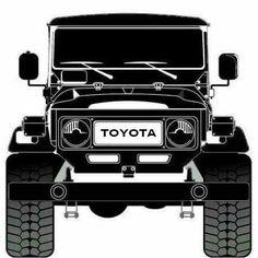 Toyota Lc, Toyota Fj40, Toyota Trucks, Toyota Cars, Toyota Land Cruiser, Carros Toyota, Suv 4x4, Offroader, Nissan Patrol