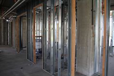 Construction progress as of August 22 | Fourth Floor