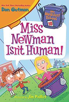 My Weirdest School #10: Miss Newman Isn't Human! by Dan G... https://www.amazon.com/dp/006242940X/ref=cm_sw_r_pi_dp_U_x_O1XJAb3NHZHT0