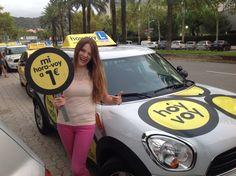 hora-voy de la setmana DARUINA! #hoyvoy #autoescuela #barcelona