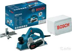 Рубанок GHO 15-82 Bosch 0.601.594.003