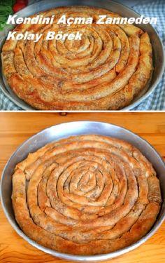 Dinner Recipes, Dessert Recipes, Desserts, Turkish Recipes, Ethnic Recipes, Burritos, Cooking Recipes, Pie, Meals