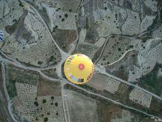 Cappadocia - Turkey. #outside #balloons #casadevalentina