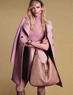 2015 Gucci Spring Ad Campaign | ... Ad Campaign Balenciaga Fall/Winter 2014 Ad Campaign Gucci Jackie Bag