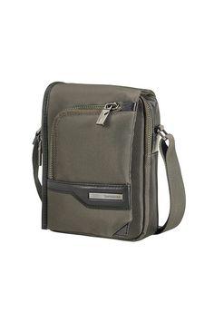 Samsonite GT Supreme Tablet Cross Over 7 Zoll Dark Olive/Black Supreme, Crossover, Fashion Backpack, Backpacks, Laptop, Grey, Black, Tablet Computer, Baggage