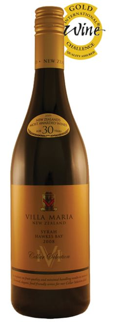 Villa Maria Cellar Selection Syrah