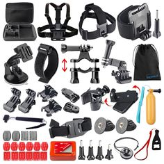 9.Top 10 Best GoPro Accessories Kits Reviews in 2016
