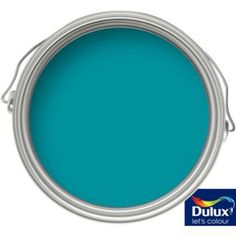 Dulux Bathroom Teal Touch - Soft Sheen Emulsion Paint - 50ml