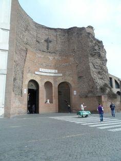 Basilica di Santa Maria degli Angeli e dei Martiri en Roma, Lazio