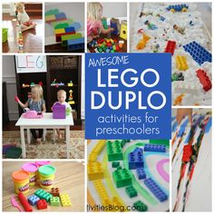 Toddler Approved!: Awesome LEGO® DUPLO® Activities for Preschoolers