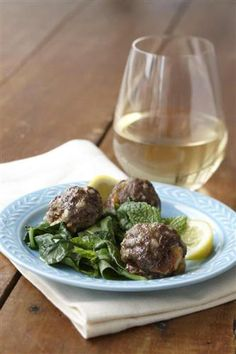 Greek Meatballs, Spice Islands