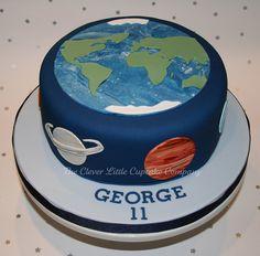 Solar System Birthday Cake | Flickr - Photo Sharing!