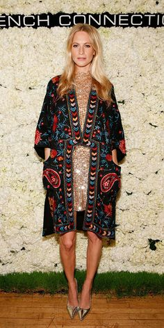 Poppy Delevingne's Party Look is More Affordable Than You Might Think via @WhoWhatWear