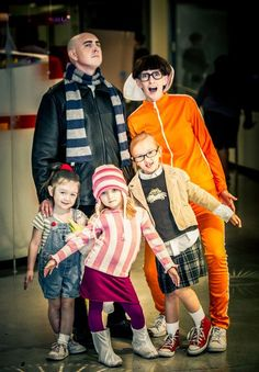 40 of the Best Family Costumes Ideas for Halloween