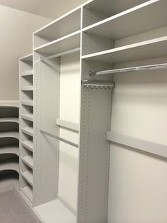 Small Walk In Closet Storage & Closets Design Ideas, Pictures, Remodel and Decor