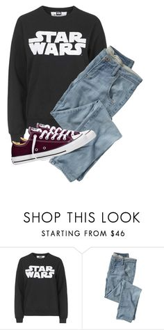"""""""Untitled #635"""" by justfabforever ❤ liked on Polyvore featuring Topshop, Wrap, Converse, women's clothing, women, female, woman, misses and juniors"""