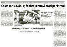 La storia dei treni regionali veloci e le modifiche dei treni nei giorni festivi. | Comitato Pendolari Siciliani