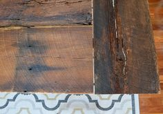 724 South House | From Farmhouse to Our House: Dining Room Table | Farmhouse Table