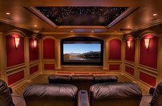 El preferido de todos los tiempos. Teatro en casa con domo para ver las estrellas.
