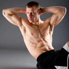 Abs Workout for Men, www.HealthVG.com/gsp-rushfit