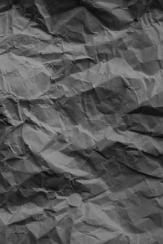 40 Various High Quality Free Paper Patterns and Textures Black Paper Texture, Free Paper Texture, Paper Background, Textured Background, Art Grunge, Crumpled Paper, Wrinkled Paper, Texture Design, Pattern Paper