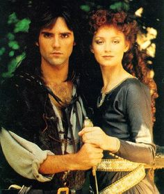 Robin Hood and Maid Marian - What movie is this from???