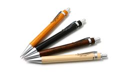 A.G. Spalding & Bros BRM114 Mechanical Pencil - 0.5 mm - Maple Wood - Black Body - RAYMAY BRM114 B