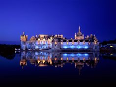 Chantilly, France | France, Chateaude Chantilly France Picture. (1600x1200) 156 Kb.