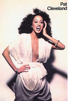 1973, Pat Cleveland    In the '70s, no one worked a runway like supermodel Pat Cleveland. She was discovered by a Vogue editor in 1967 while walking to Manhattan's LaGuardia Performing Arts School, and by 1970, she was living in Paris and setting the fashion world ablaze.