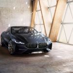 Bmw 8 Series Concept Car Face Design With Awesome Grille BMW 2018 Concept Car 8 Series Relase Concept Cars