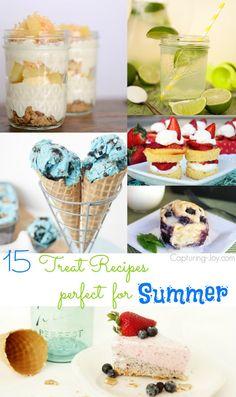 Perfect Summer Treats