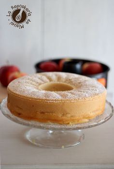 Apple Recipes, Cake Recipes, Mediterranean Desserts, Sweet Cooking, Pan Dulce, Homemade Cakes, Sweet Desserts, Royal Icing, Cakes And More