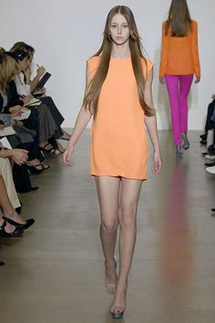Jil Sander Spring 2008 Ready-to-Wear Collection Slideshow on Style.com