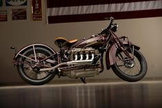 1929 Indian 401 Motorcycle The ultimate expression of the American ...